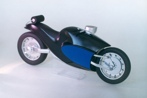Motorcycle BUGATTI, September 1996
